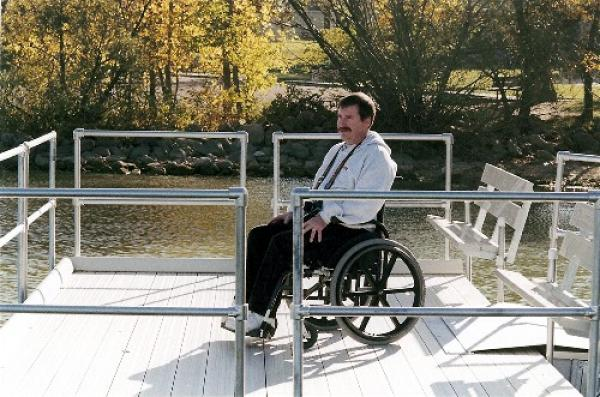 [Industry Leader] in Handicapped Docks