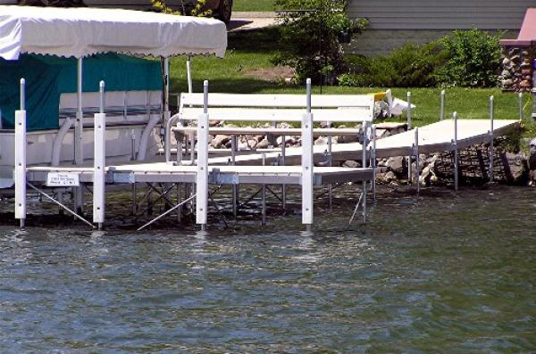 Sectional Aluminum Docks