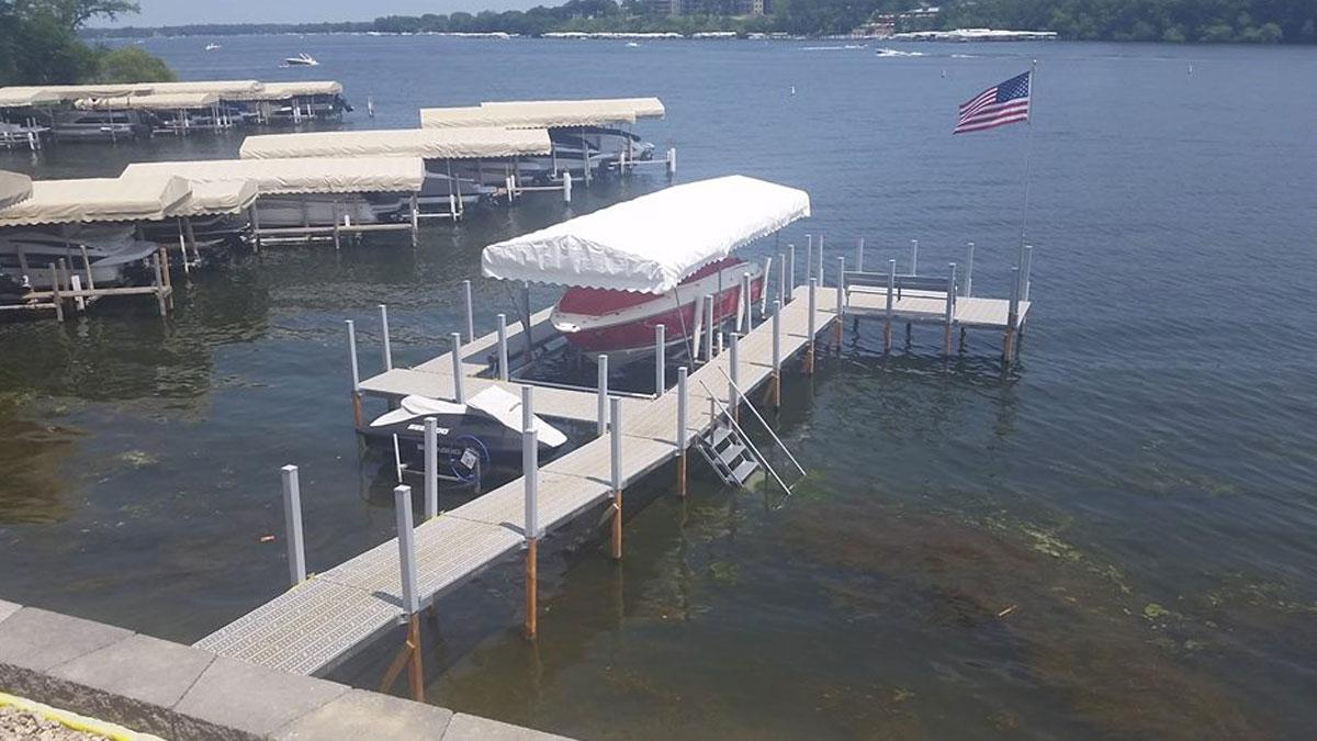 Dock Repair Or Replace: How To Know When Your Residential Dock Needs Replacing Or Just A Touch-Up