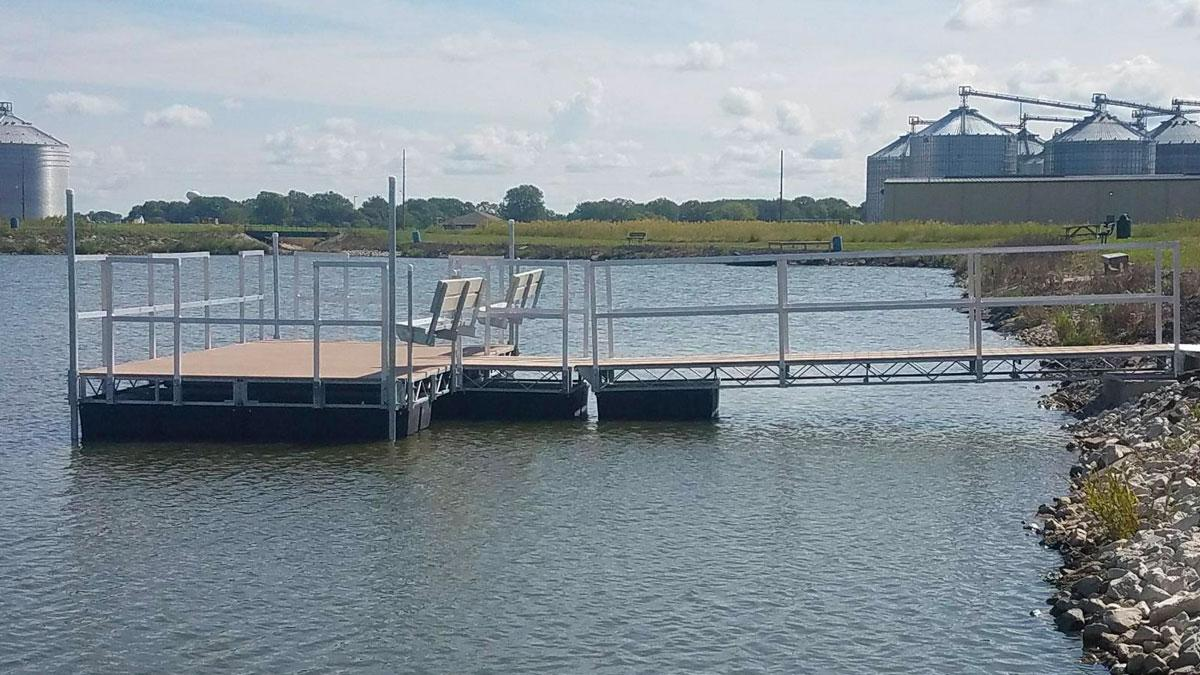 What you should know about ADA compliant docks and fishing piers