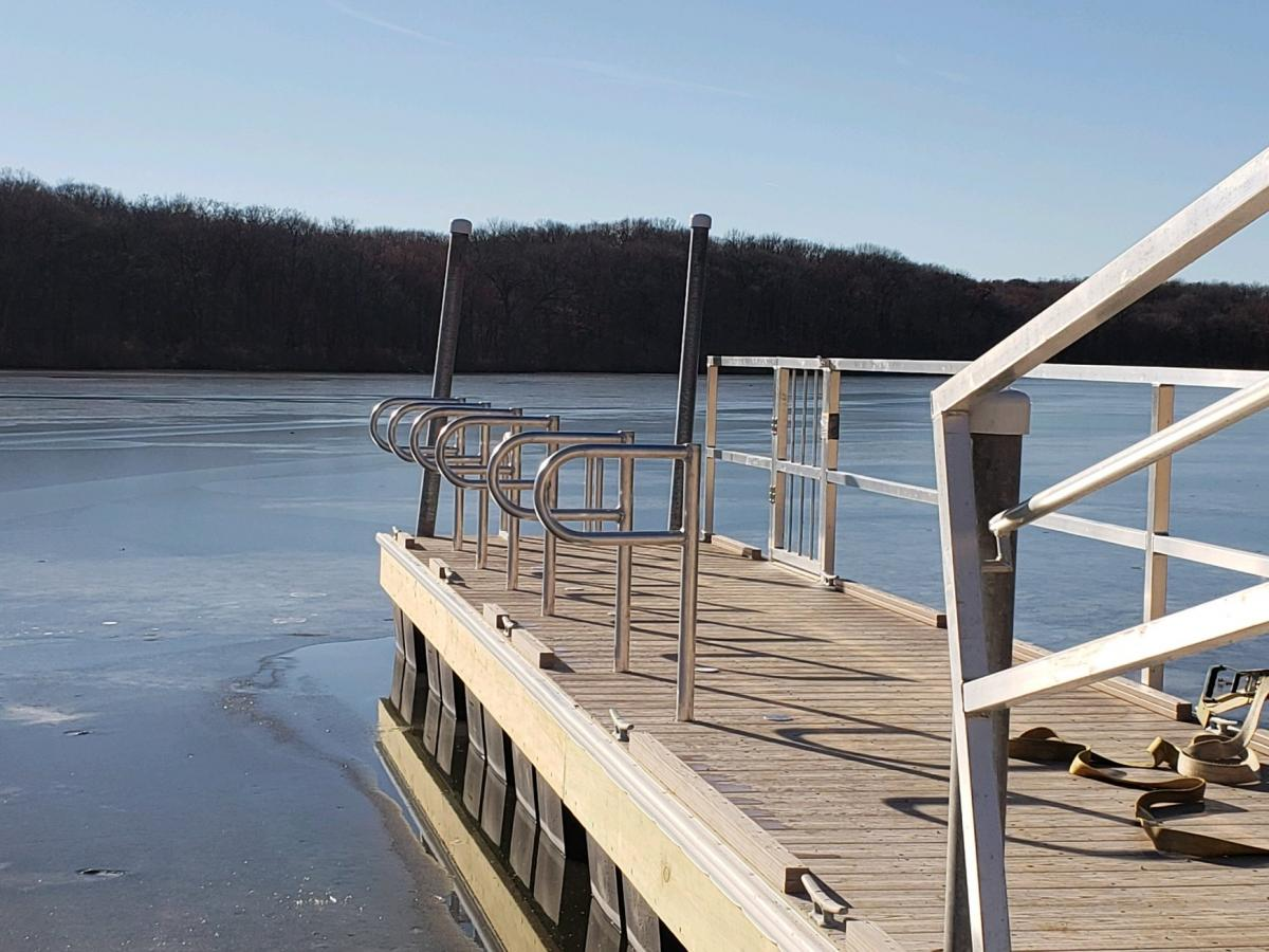 Prepare your boat dock for winter the right way