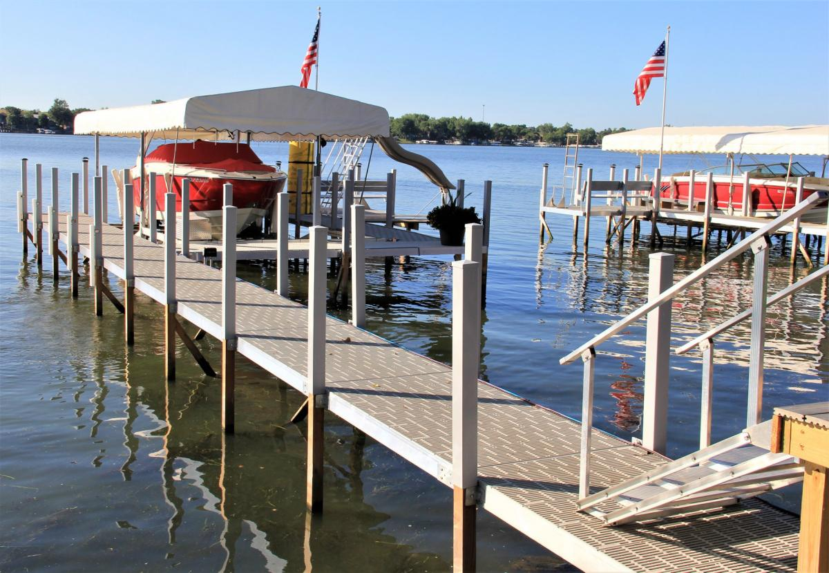 How to know whether an aluminum boat dock is best for your property